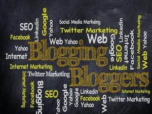 Un blog et une page FaceBook !